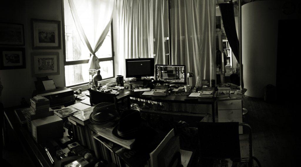 Lo Studio di Settimio Benedusi