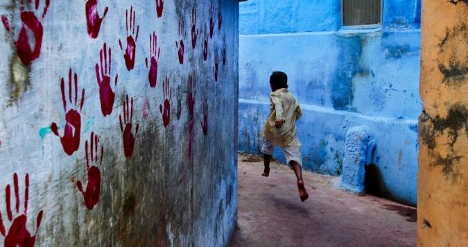 India - Foto di Steve McCurry